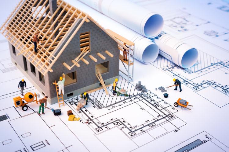 Etapas para la construcción de una vivienda
